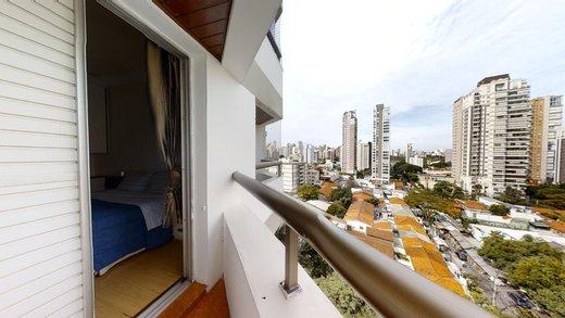 Quarto principal - Apartamento à venda Rua Joinville,Paraíso, São Paulo - R$ 493.000 - II-10203-19541 - 10