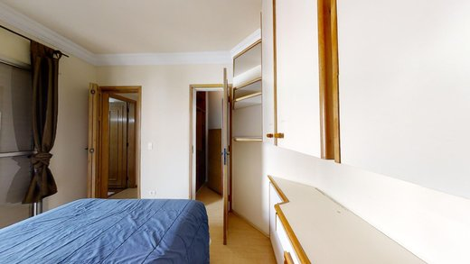 Quarto principal - Apartamento à venda Rua Joinville,Paraíso, São Paulo - R$ 493.000 - II-10203-19541 - 11