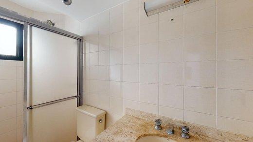 Banheiro - apartamento 2 quartos sao paulo sumaré, apartamento 2 quartos cum suíte sumaré, apartamento á venda 2 dormitórios Sumaré - II-10205-19543 - 3
