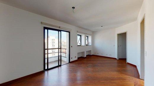 Living - apartamento 2 quartos sao paulo sumaré, apartamento 2 quartos cum suíte sumaré, apartamento á venda 2 dormitórios Sumaré - II-10205-19543 - 19