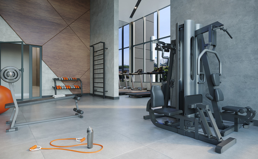 Fitness - Fachada - Breve Lançamento - Raízes Freguesia do Ó - 646 - 10