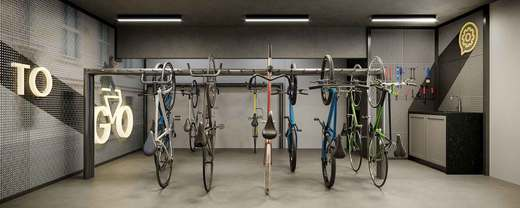 Bicicletario - Fachada - Ibira by You - Residencial - Breve Lançamento - 226 - 16