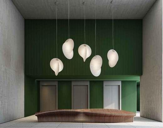 Hall - Fachada - Ibira by You - Residencial - Breve Lançamento - 226 - 6