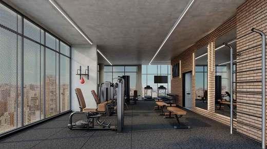 Fitness - Fachada - Ibira by You - Residencial - Breve Lançamento - 226 - 10