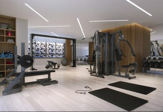 Fitness - Apartamento 4 quartos à venda Alto de Pinheiros, São Paulo - R$ 1.355.895 - II-10315-19725 - 6