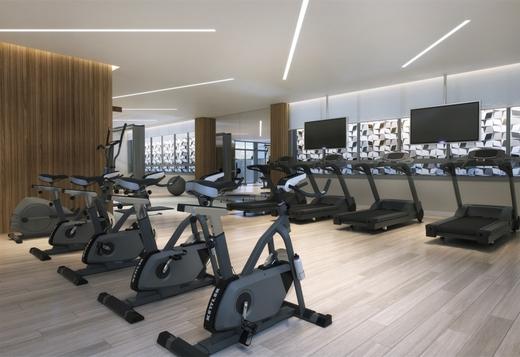 Fitness - Apartamento 4 quartos à venda Alto de Pinheiros, São Paulo - R$ 1.355.895 - II-10315-19725 - 7