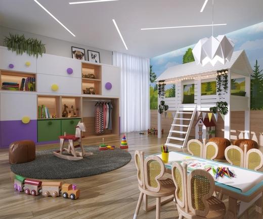 Brinquedoteca - Apartamento 4 quartos à venda Alto de Pinheiros, São Paulo - R$ 1.355.895 - II-10315-19725 - 9