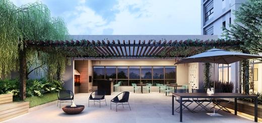 Lounge - Apartamento 4 quartos à venda Alto de Pinheiros, São Paulo - R$ 1.355.895 - II-10315-19725 - 12