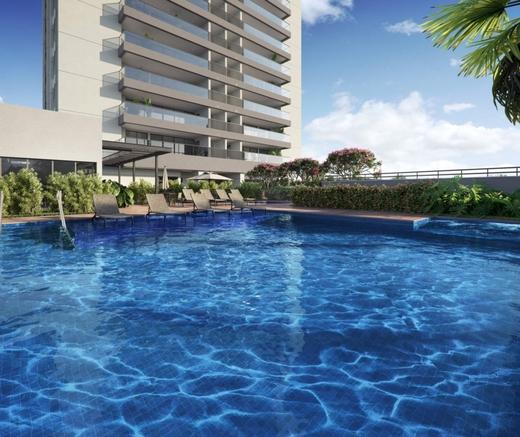 Piscina - Apartamento 4 quartos à venda Alto de Pinheiros, São Paulo - R$ 1.355.895 - II-10315-19725 - 17