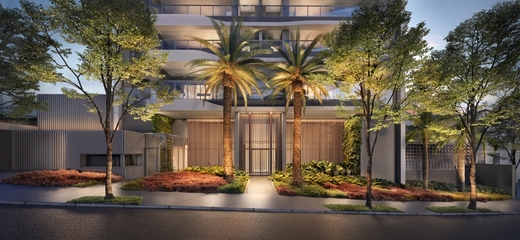 Portaria - Apartamento 1 quarto à venda Perdizes, São Paulo - R$ 653.603 - II-10318-19732 - 4