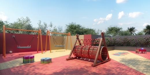Playground - Apartamento 1 quarto à venda Perdizes, São Paulo - R$ 653.603 - II-10318-19732 - 14