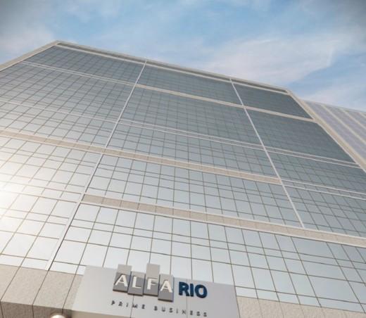 Fachada - Fachada - Alfa Rio Prime Business - 240 - 1
