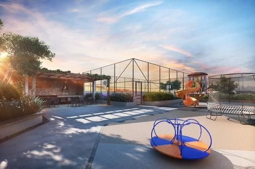 Playground - Fachada - Living Vila Mariana - 229 - 11