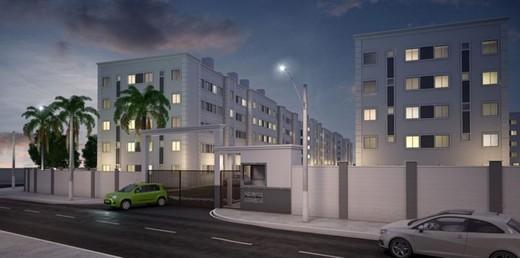 Portaria - Apartamento 2 quartos à venda Rio de Janeiro,RJ - R$ 161.490 - II-10459-19894 - 3