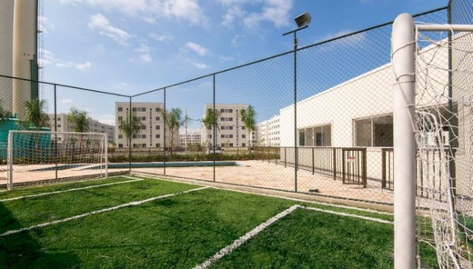 Quadra - Apartamento 2 quartos à venda Rio de Janeiro,RJ - R$ 161.490 - II-10459-19894 - 5