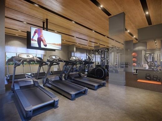 Fitness - Fachada - Living Vila Mariana - 229 - 4