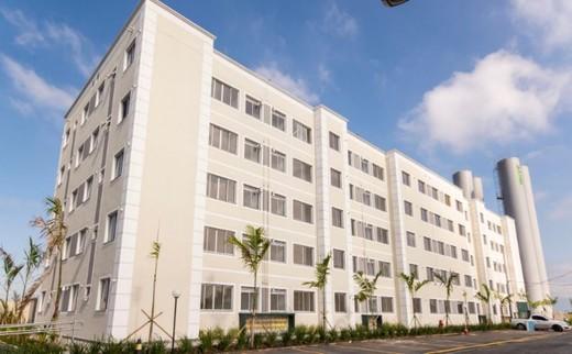 Fachada - Apartamento 2 quartos à venda Rio de Janeiro,RJ - R$ 161.490 - II-10459-19894 - 1