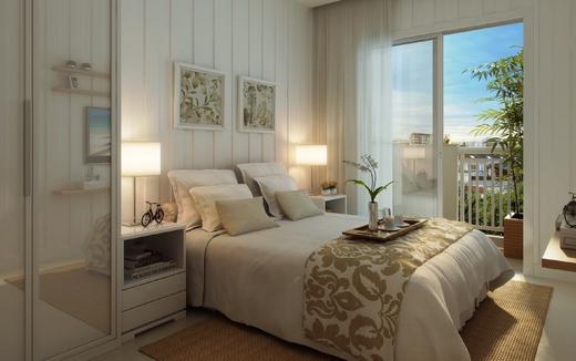 Dormitorio - Fachada - Mediterrâneo Residenza - 244 - 5
