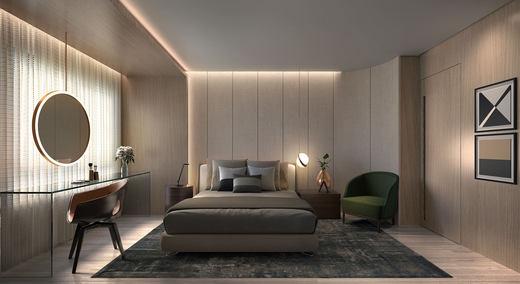 Dormitorio - Fachada - Inside - Vila Nova Conceição - 735 - 10