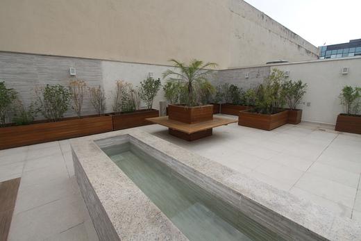 Terraco coletivo - Fachada - Bangu Offices. - 1479 - 16