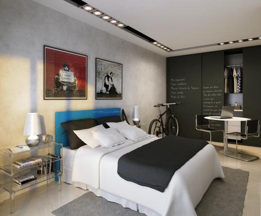 Dormitorio - Fachada - Vintage Way - 303 - 10
