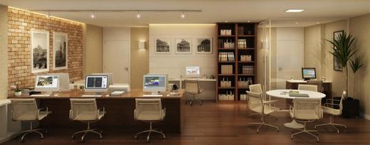 Exemplo sala - Sala Comercial 23m² à venda Centro, Niterói - R$ 99.200 - II-10709-20169 - 10
