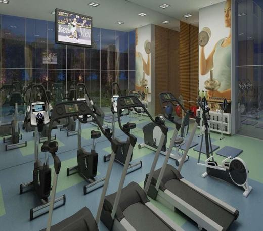 Fitness - Fachada - One Offices. - 1484 - 9