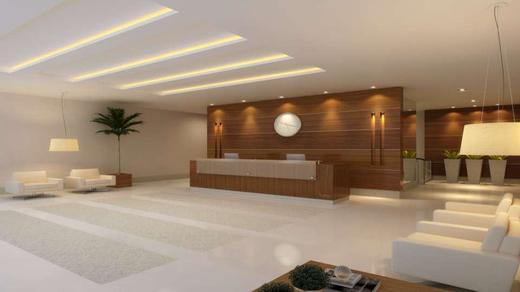 Hall - Fachada - Fórum Empresarial da Taquara - 305 - 3