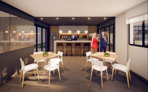 Espaco gourmet - Apartamento à venda Rua Silva Bueno,Ipiranga, São Paulo - R$ 346.891 - II-10801-20270 - 10