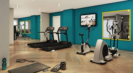 Fitness - Fachada - E Life Mandaqui - 738 - 3