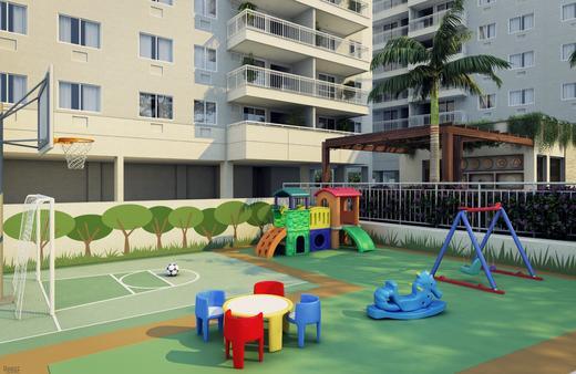 Espaco kids - Fachada - Jardins do Valqueire - 306 - 13