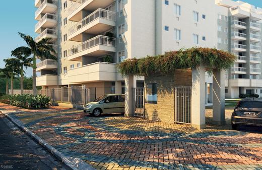 Portaria - Fachada - Jardins do Valqueire - 306 - 3
