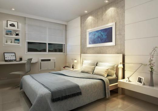 Dormitorio - Fachada - Jardins do Valqueire - 306 - 9