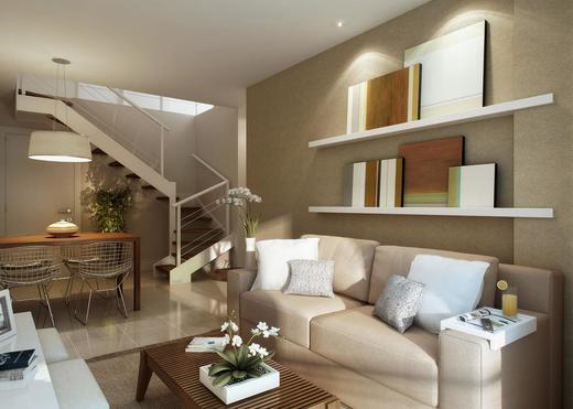 Living - Fachada - Jardins do Valqueire - 306 - 6