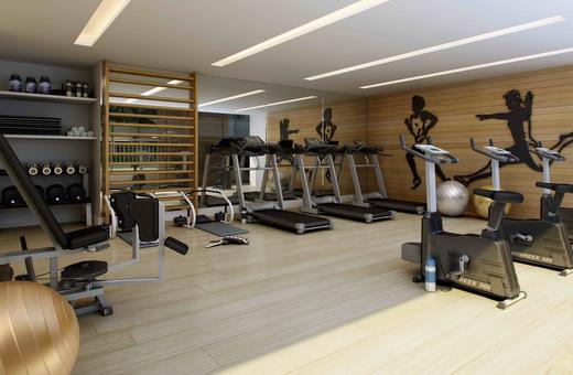 Fitness - Fachada - Jardins do Valqueire - 306 - 10