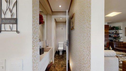 Banheiro - Apartamento à venda Rua Luminárias,Vila Madalena, Zona Oeste,São Paulo - R$ 1.850.000 - II-10945-20426 - 3