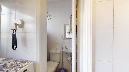 Banheiro - Apartamento à venda Rua Luminárias,Vila Madalena, Zona Oeste,São Paulo - R$ 1.850.000 - II-10945-20426 - 4