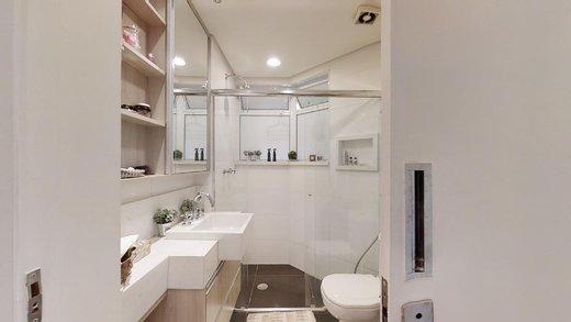 Banheiro - Apartamento à venda Rua Luminárias,Vila Madalena, Zona Oeste,São Paulo - R$ 1.850.000 - II-10945-20426 - 5
