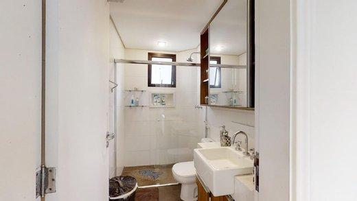Banheiro - Apartamento à venda Rua Luminárias,Vila Madalena, Zona Oeste,São Paulo - R$ 1.850.000 - II-10945-20426 - 6