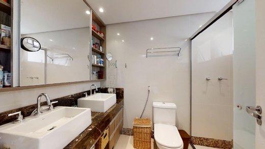 Banheiro - Apartamento à venda Rua Luminárias,Vila Madalena, Zona Oeste,São Paulo - R$ 1.850.000 - II-10945-20426 - 7