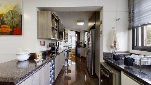 Cozinha - Apartamento à venda Rua Luminárias,Vila Madalena, Zona Oeste,São Paulo - R$ 1.850.000 - II-10945-20426 - 15