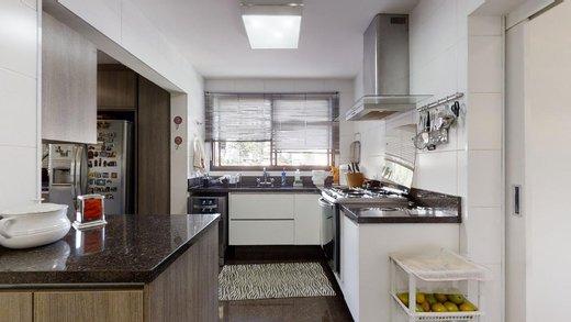 Cozinha - Apartamento à venda Rua Luminárias,Vila Madalena, Zona Oeste,São Paulo - R$ 1.850.000 - II-10945-20426 - 16