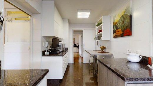 Cozinha - Apartamento à venda Rua Luminárias,Vila Madalena, Zona Oeste,São Paulo - R$ 1.850.000 - II-10945-20426 - 17
