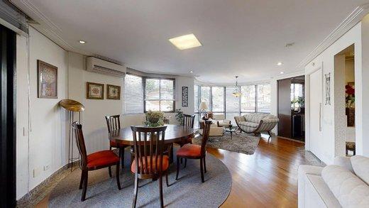 Living - Apartamento à venda Rua Luminárias,Vila Madalena, Zona Oeste,São Paulo - R$ 1.850.000 - II-10945-20426 - 20