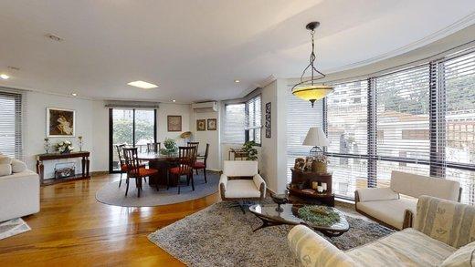 Living - Apartamento à venda Rua Luminárias,Vila Madalena, Zona Oeste,São Paulo - R$ 1.850.000 - II-10945-20426 - 21