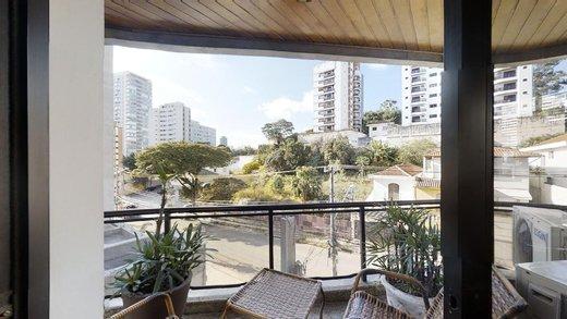 Living - Apartamento à venda Rua Luminárias,Vila Madalena, Zona Oeste,São Paulo - R$ 1.850.000 - II-10945-20426 - 22