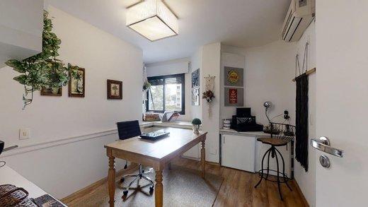 Quarto principal - Apartamento à venda Rua Luminárias,Vila Madalena, Zona Oeste,São Paulo - R$ 1.850.000 - II-10945-20426 - 25