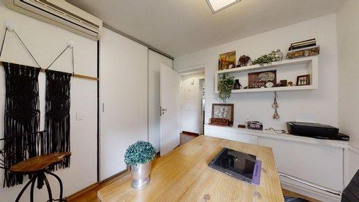 Quarto principal - Apartamento à venda Rua Luminárias,Vila Madalena, Zona Oeste,São Paulo - R$ 1.850.000 - II-10945-20426 - 26