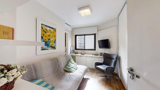 Quarto principal - Apartamento à venda Rua Luminárias,Vila Madalena, Zona Oeste,São Paulo - R$ 1.850.000 - II-10945-20426 - 27