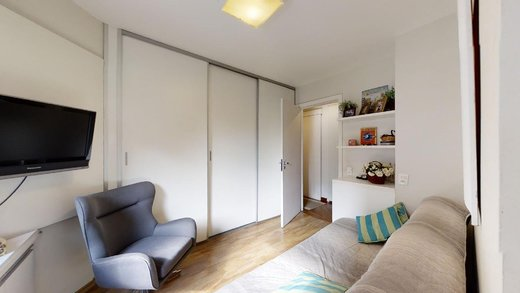 Quarto principal - Apartamento à venda Rua Luminárias,Vila Madalena, Zona Oeste,São Paulo - R$ 1.850.000 - II-10945-20426 - 28